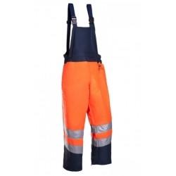 Nakładki na spodnie chroniące pilarza