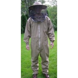 Kombinezon strażacki pszczelarski z kapeluszem