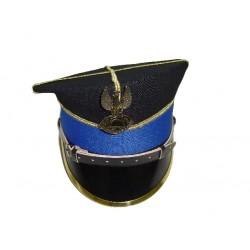 Czapka rogatywka młodszych oficerów PSP- zimowa
