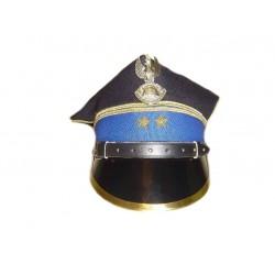 Czapka rogatywka starszych oficerów PSP- zimowa