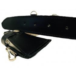 Pas strażacki MDP z toporkiem