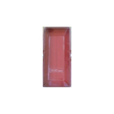 Skrzynka ochronna na gaśnice 6kg metalowa czerwona