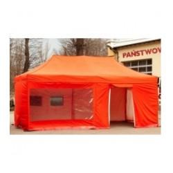 Namiot ratunkowy szybkorozstawialny 3x3 Straż
