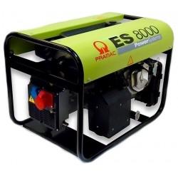 Agregat prądotwórczy ES8000 rozruch ręczny-3fazy
