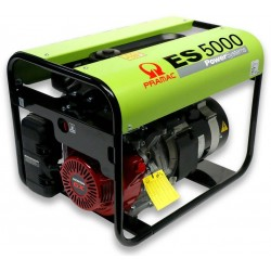 Agregat prądotwórczy ES5000 rozruch ręczny-3fazy