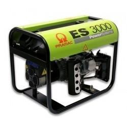 Agregat prądotwórczy ES3000 (rozruch ręczny)