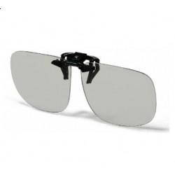 Nakładka na okulary korekcyjne - przeciwsłoneczna