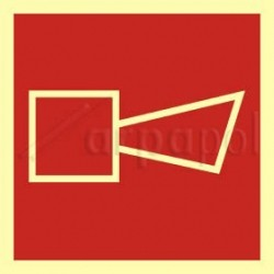 Z.BA Alarmowy sygnaliztor akus. 15x15 009 C1 PN