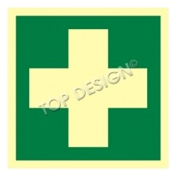 Z.AE Pierwsza pomoc medyczna 15x15 003C1PS
