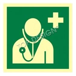 Z.AE Lekarz 15x15 009C1PS