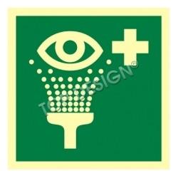 Z.AE Prysznic przemywania oczu 15x15 011C1PS
