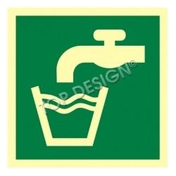 Z.AE Woda zdatna do picia15x15 015 C1PS