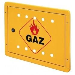 Osłona zaworu gazu zew. 400/600 *1003