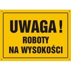 Z.OA Uwaga Roboty na wysokości 004 EHBN