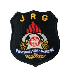 Emblemat haftowany JRG