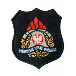 Emblemat haftowany PSP