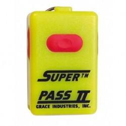 Sygnalizator bezruchu Super Pass II + pomiar temp.