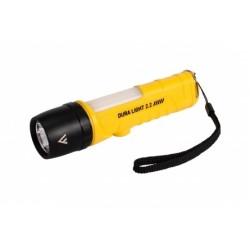 Multifunkcyjna latarka ręczna Dura Light 2.2