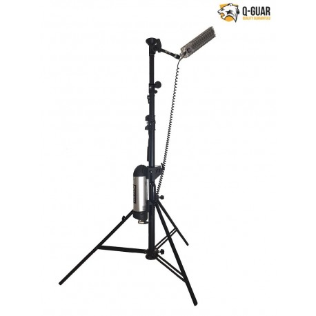 Zestaw oświetleniowy Q-GUAR 10000 Lm - statyw PRO