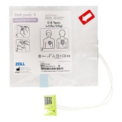 Elektrody AED Zoll Pedi-Padz II pediatryczne