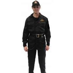 Ubranie kadry dowódczo sztabowej 4-cz. Poliamid