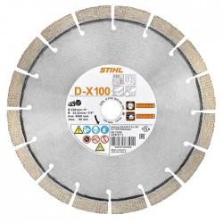 Tarcza diamentowa D-X100 - uniwersalna