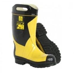 Buty strażackie gumowe Strażak-1