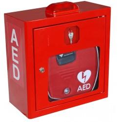 Szafka zawieszana na defibrylator 420x300x150 mm