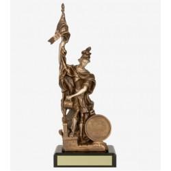 Figurka odlewana Św. Florian