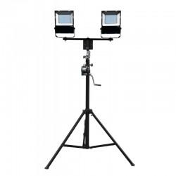 Najaśnica LED - maszt oświetleniowy 2x100W/230V