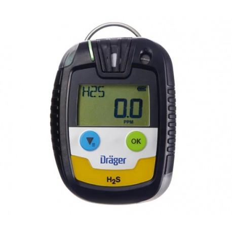 Detektor gazowy Dräger Pac 6500 H2S (0-100 ppm)