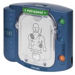 Defibrylator AED PHILIPS HeartStart HS1