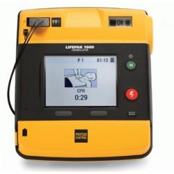 Defibrylator LIFEPAK 1000 z funkcją EKG