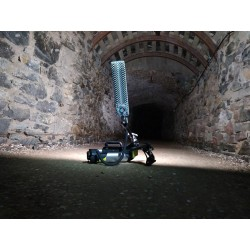Zestaw oświetleniowy Q-GUAR 10000 Lm bez statywu