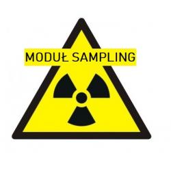 Zestaw SAMPLING do wykrywania skażeń chemicznych