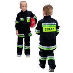 Strój strażaka Nomex dziecięcy