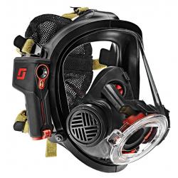 Maska z wbudowaną kamerą termowizyjną Scott Sight