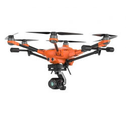 Dron Yuneec H520 dla straży pożarnej