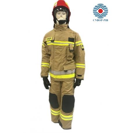Ubranie specjalne FHR PSP - 3 częściowe