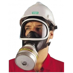 Maska MSA 3S Basic Plus + Filtr ABEK-CO-NO-Hg/P3