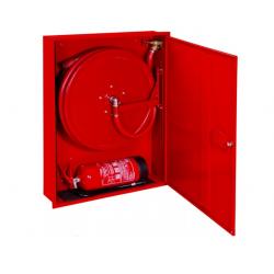 Hydrant DN25 smukły H25S-W-KP-20 wnękowy
