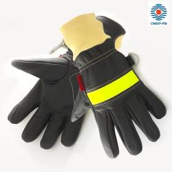 Rękawice strażackie FIRE-MAX II - ściągacz