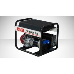 Agregat prądotwórczy Fogo FH 6001TR 5,6 kW 1~