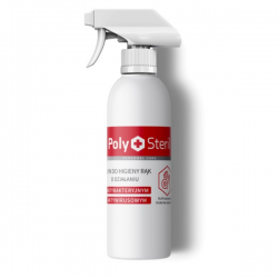 Płyn do rąk PolySteril Personal Care 500 ml atomizer