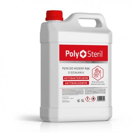 Płyn do rąk PolySteril Personal Care 500 ml atomizer