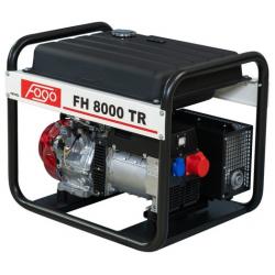 Agregat prądotwórczy Fogo FH 8000TR 7,0 kVA 3~