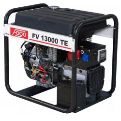 Agregat prądotwórczy Fogo FH 9000TR 7,7 kVa 3~