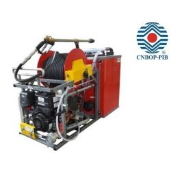 Wysokociśnieniowy agregat gaśniczy AWP50/40-200
