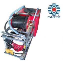 Wysokociśnieniowy agregat AWP70/40-200 CNBOP