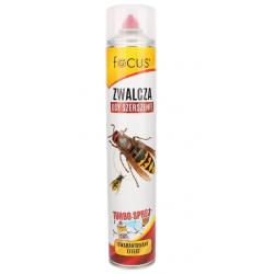 Spray na osy i szerszenie TURBO FOCUS 750ml